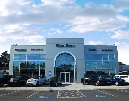 Five Star Dodge Macon Ga >> Five Star Chrysler Dodge Jeep Ram of Macon car dealership ...