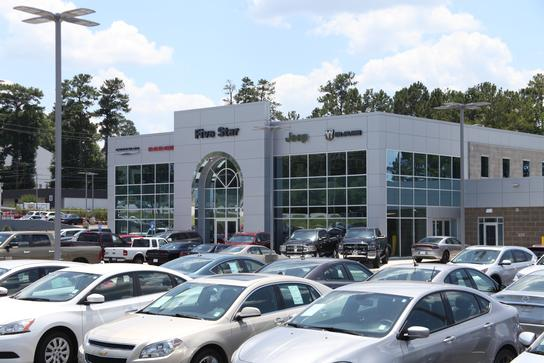 Five Star Chrysler Dodge Jeep Ram of Macon 1
