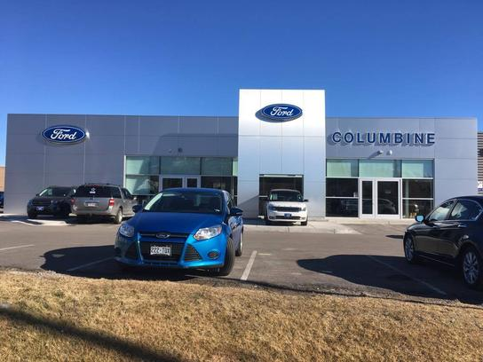 Columbine Ford Used Cars