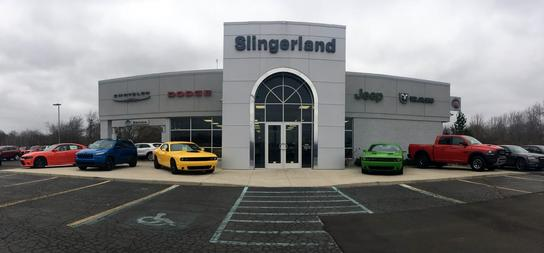 Slingerland Chrysler Dodge Ram Jeep FIAT Car Dealership In Corunna - Fiat dealership michigan