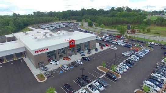 Sutherlin Nissan Cherokee County car dealership in Holly ...