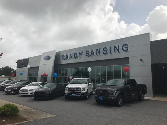 sandy sansing ford lincoln car dealership in daphne al 36526 kelley blue book. Black Bedroom Furniture Sets. Home Design Ideas