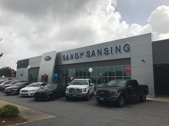 Car Dealerships In Daphne Al >> Sandy Sansing Ford Lincoln Car Dealership In Daphne Al 36526