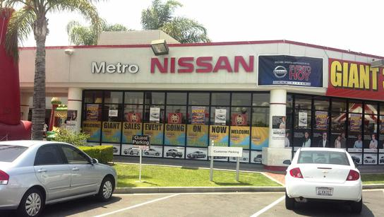 Metro Nissan of Montclair 1