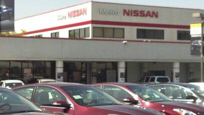 Metro Nissan of Montclair 3