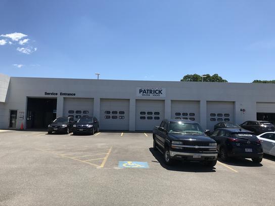 Patrick Mazda Volvo Cars car dealership in WORCESTER, MA 01606-2812