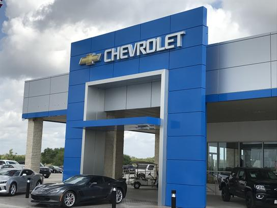 North Park Chevrolet of Castroville 1
