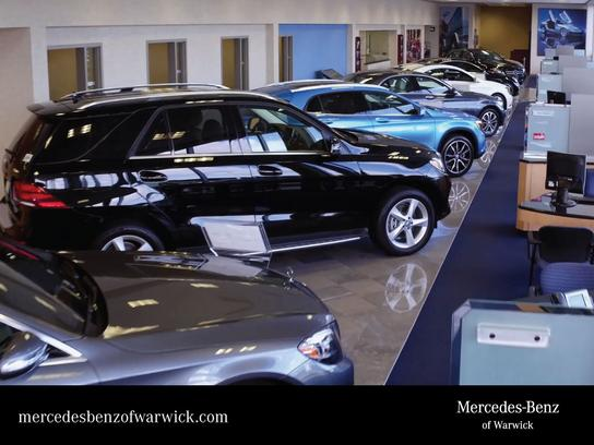Mercedes-Benz of Warwick car dealership in Warwick, RI ...