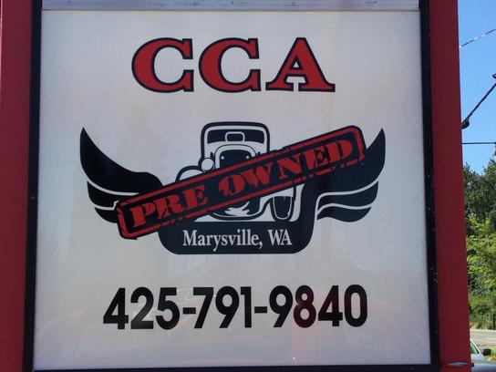 CCA PRE OWNED