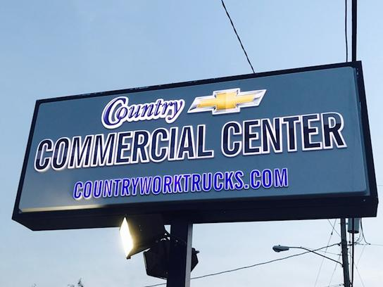 Country Commercial Center