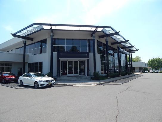 Mercedes Benz Of Princeton Car Dealership In Lawrence Township Nj
