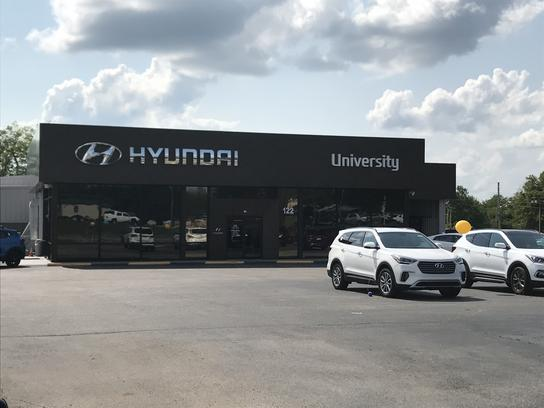 University Hyundai of Tusbia car dealership in TUSBIA, AL ...