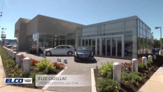 Elco Cadillac Car Dealership In Ballwin Mo 63011 Kelley