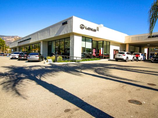 DCH Lexus of Santa Barbara 1