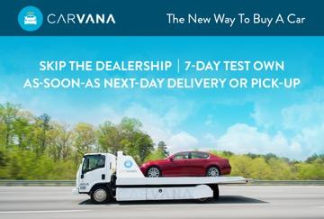 Carvana Memphis (As Soon as Next Day Delivery) 3