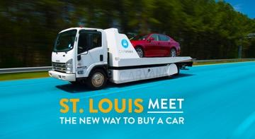 Carvana St. Louis (As Soon as Next Day Delivery)