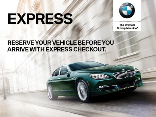 Express Checkout Car Dealership