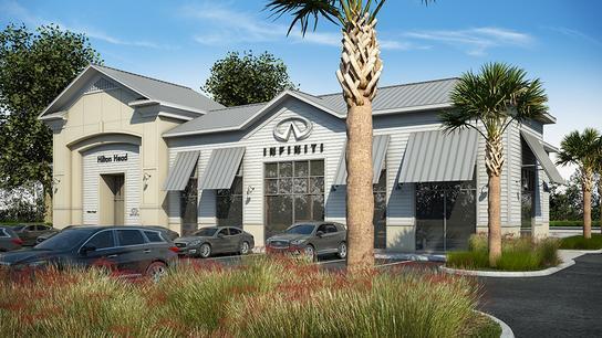 Infiniti Of Hilton Head >> Infiniti Of Hilton Head Car Dealership In Bluffton Sc 29910