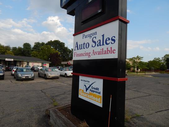Paragon Auto Sales car dealership in Portage, MI 49024