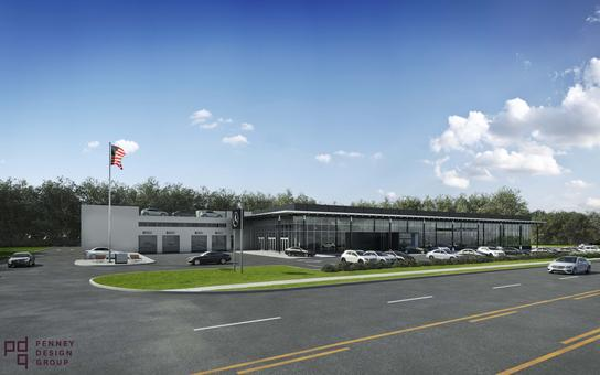 Mercedes-Benz of Caldwell car dealership in WEST CALDWELL ...