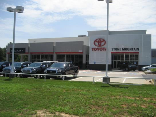 Stone Mountain Toyota 1