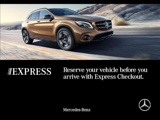 Mercedes-Benz of Naperville 1