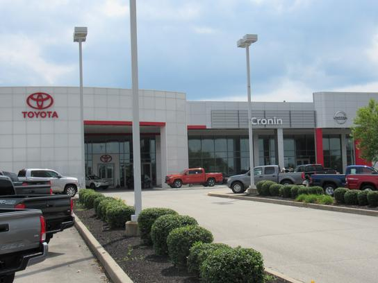 Cronin Richmond Toyota Nissan