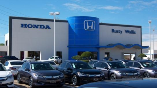 Rusty Wallis Honda