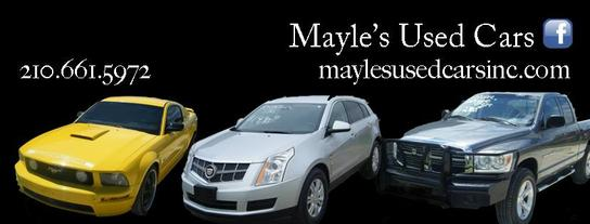Mayle's Used Cars