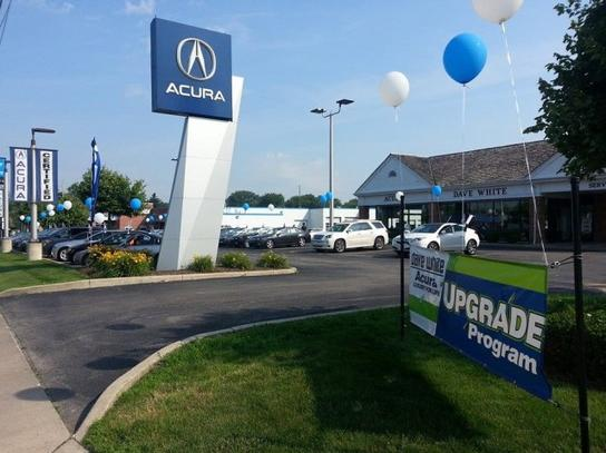 Dave White Acura >> Dave White Acura Car Dealership In Sylvania Oh 43560 Kelley Blue Book