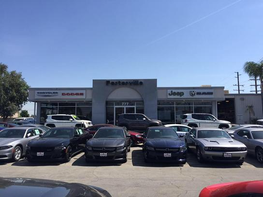 Porterville Chrysler Jeep Dodge 1