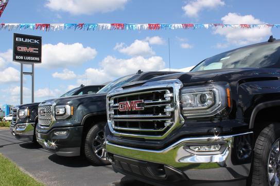 Bob Luegers GMC Buick car dealership in Jasper, IN 47546 ...