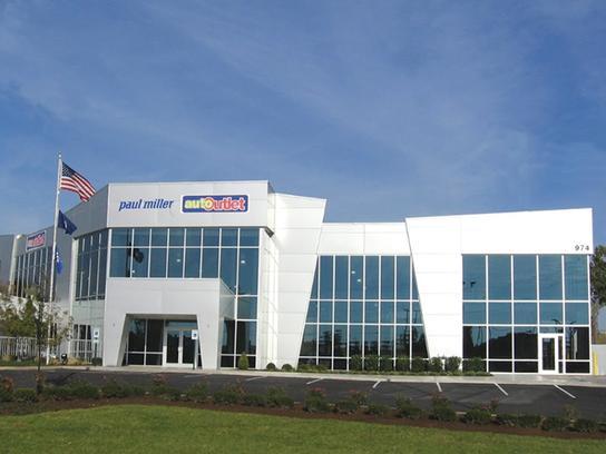 Lexington Car Dealerships: Paul Miller Ford, Paul Miller Mazda, Paul Miller Auto