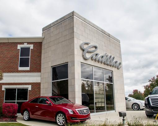 Cadillac of Novi car dealership in NOVI, MI 48375-1874 ...