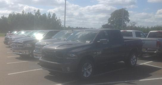 Mac Haik Flowood Chrysler Dodge Jeep RAM 2