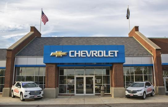 Ganley Chevrolet of Aurora 1