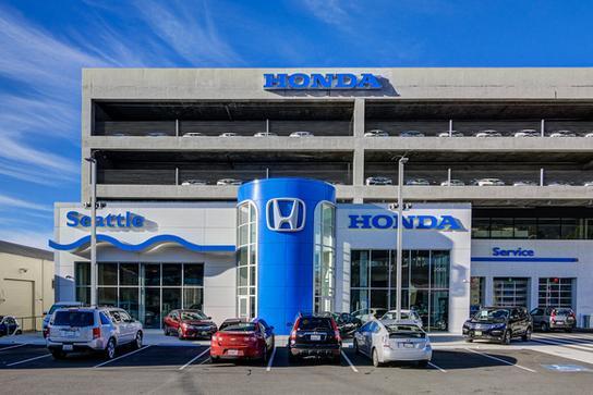 Honda Of Seattle >> Honda Of Seattle Car Dealership In Seattle Wa 98134 Kelley Blue Book