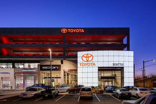 Toyota of Seattle 2