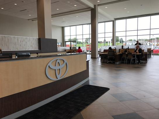 Corwin Toyota of Bellevue