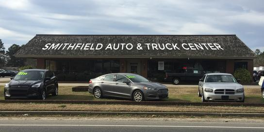 SMITHFIELD AUTO AND TRUCK CENT