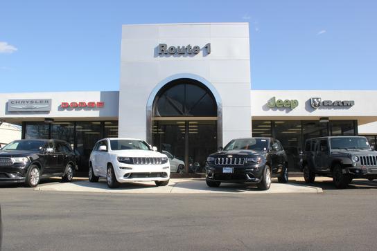 Dodge Dealers In Nj >> Route 1 Chrysler Dodge Jeep Ram Car Dealership In