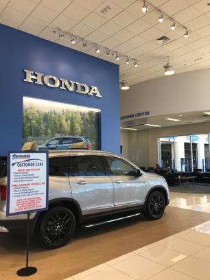 Shottenkirk honda of cartersville car dealership in for Honda dealers in georgia