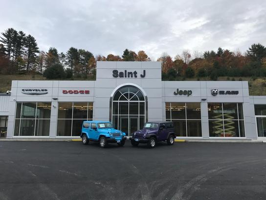 Saint J Chrysler Dodge Jeep Ram 1