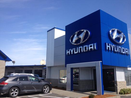 Lee Johnson Hyundai of Everett