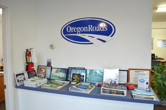 Oregon Roads INC 2