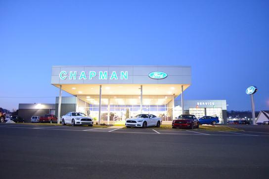 Chapman Ford Columbia >> Chapman Ford Columbia Car Dealership In Columbia Pa 17512