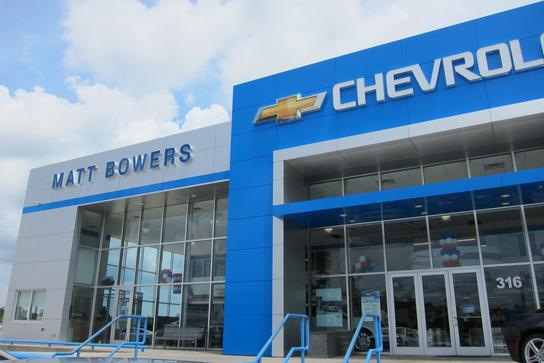 Matt Bowers Chevrolet Slidell