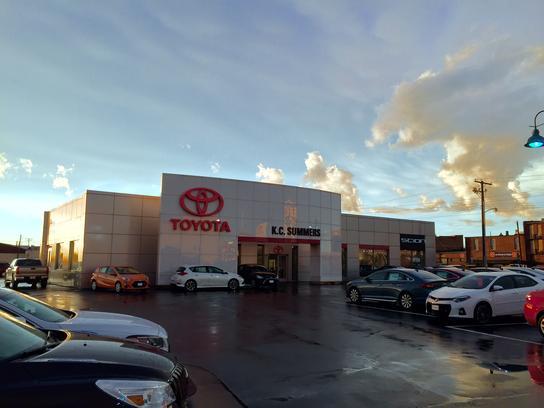 Kc Summers Nissan >> Kc Summers Toyota Scion Buick Gmc Nissan Hyundai Mazda Car