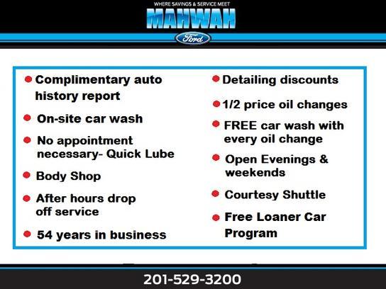 Mahwah Ford Service >> Mahwah Ford Sales Service Car Dealership In Mahwah Nj 07430