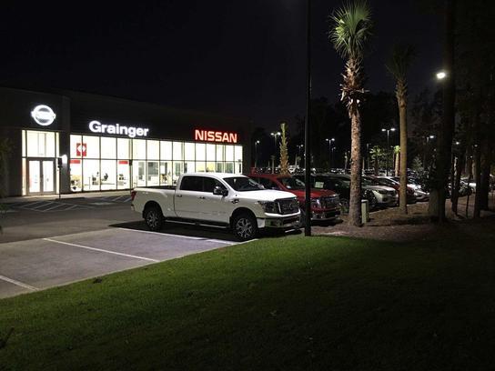 Grainger Nissan Beaufort car dealership in BEAUFORT, SC 29906 ...
